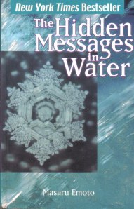 Masaru Emoto Book Cover