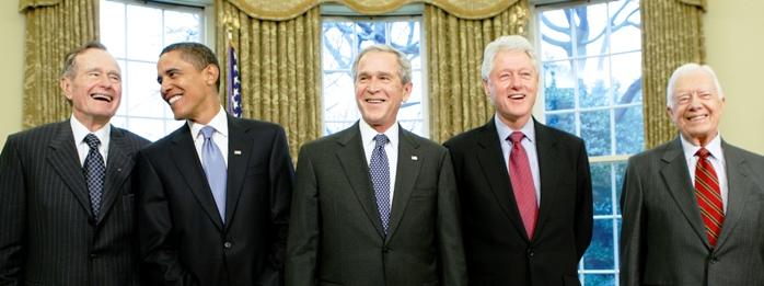 Living-US-Presidents.Reuters-1